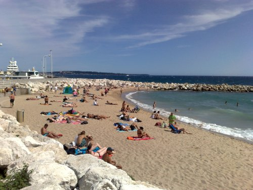 praia cannes