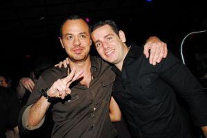 Marcos campos e Rodrigo Rivellino