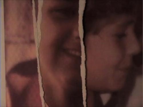 """Frame do vídeo """"Tear / Torn"""", de Marcelo Amorim (Galeria Elevador)"""