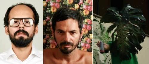 Marcelo Amorim, Nino Rosa e Deddo Verde