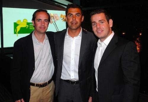 André Becker, Doda, Rodrigo Rivellino